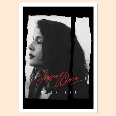 Jessie Ware: Midnight Litho