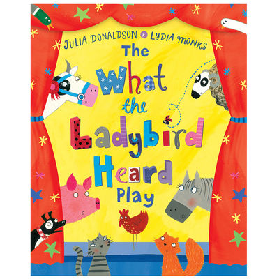 The Gruffalo: The What the Ladybird Heard Play