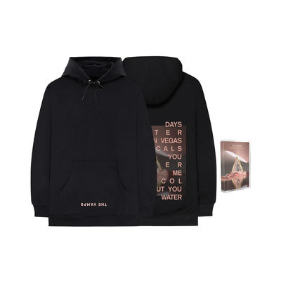 The Vamps: Cherry Blossom Cassette + Hoodie