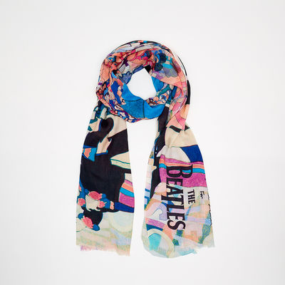 Abbey Road Studios: The Beatles Blast Scarf