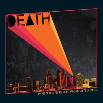 Death: ...For The Whole World To See: Cassette