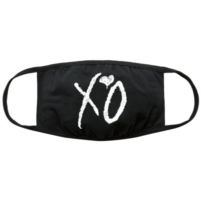 The Weeknd: The Weeknd XO Face Mask