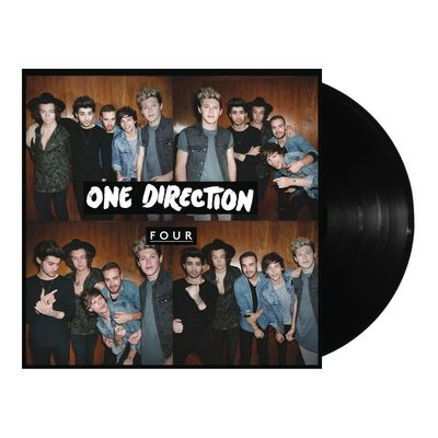 One Direction: Four (CD Deluxe)