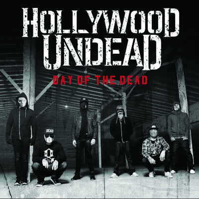 Hollywood Undead: Day Of The Dead CD Album