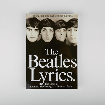Abbey Road Studios: The Beatles Lyrics Book
