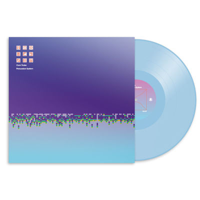 Com Truise: Persuasion System: Limited Edition Sky Blue Vinyl