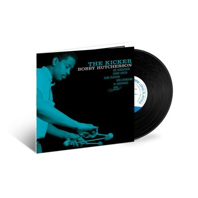 Bobby Hutcherson: The Kicker LP (Tone Poet Series)