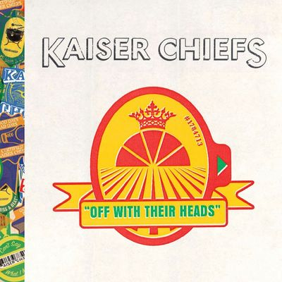 Kaiser Chiefs: Off With Their Heads CD