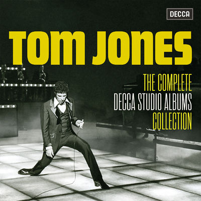 Tom Jones: The Complete Decca Studio Albums Collection