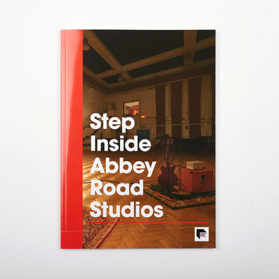 Abbey Road Studios: Step Inside Abbey Road Studios Photobook