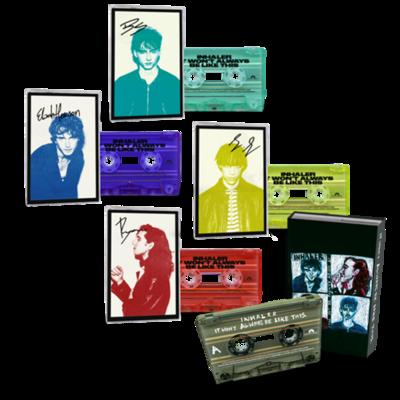Inhaler: Signed Cassette Collection