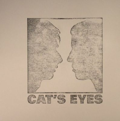 Cat's Eyes: Chameleon Queen: Hand Stamped Vinyl
