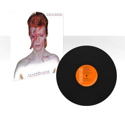 David Bowie: Aladdin Sane: 180g Audiophile Vinyl
