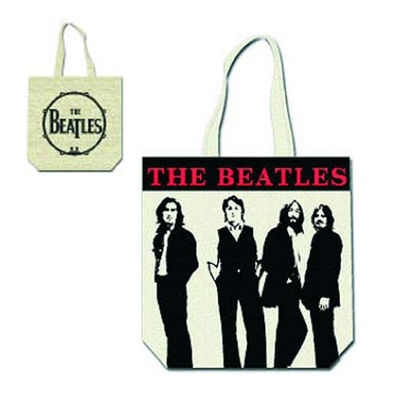 The Beatles: Standing Tote Bag
