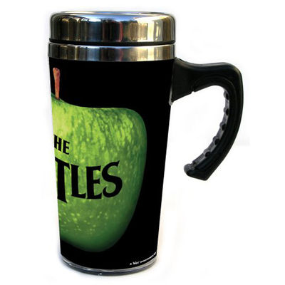 The Beatles: The Beatles Apple Travel Mug