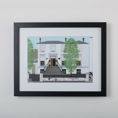 Abbey Road Studios: Abbey Road Studios Modern Print 10