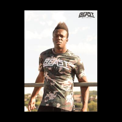Beast Worldwide: KSI x Beast Worldwide Poster