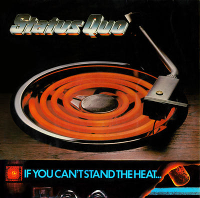 Status Quo: If You Can't Stand The Heat: Deluxe