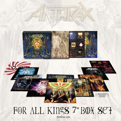 Anthrax: For  All Kings: 7