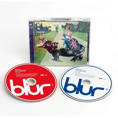 Blur: Parklive: 2CD