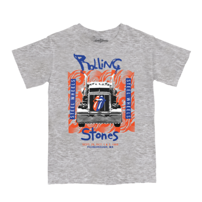 The Rolling Stones: 89 Foxborough T-Shirt