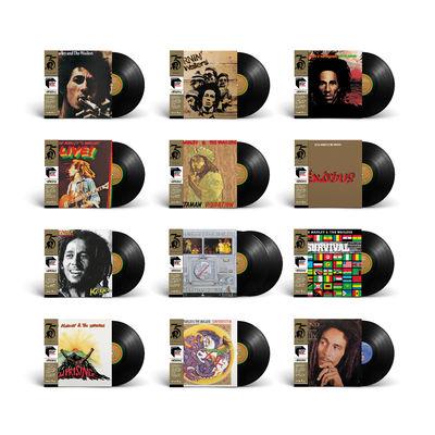 Bob Marley and The Wailers: Bob Marley & The Wailers: Limited Edition Half-Speed Bundle