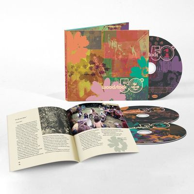 Various Artists: Woodstock - Back To The Garden: 50th Anniversary Collection