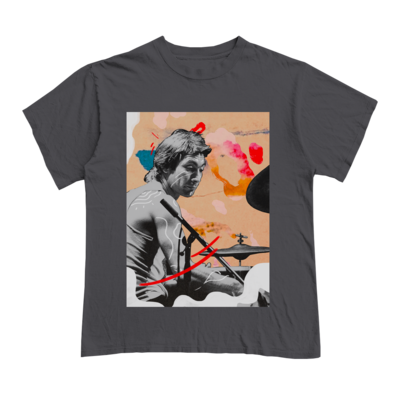 The Rolling Stones: Stones x RUFFMERCY - Charlie T-Shirt