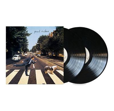 Paul McCartney: Paul Is Live – 2LP