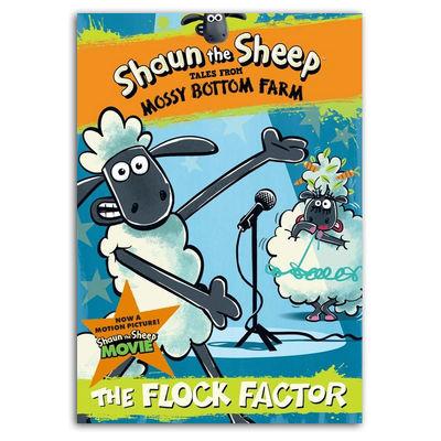 Shaun the Sheep: Shaun The Sheep: The Flock Factor