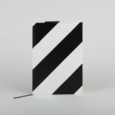 Abbey Road Studios: Abbey Road Diagonal Stripe A5 Hardback Notebook