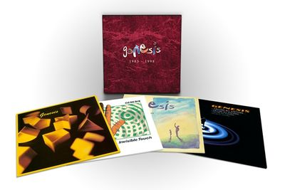 Genesis: 1983-1998