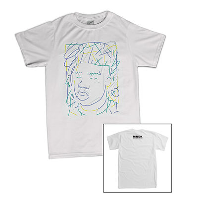 MNEK: White T-Shirt