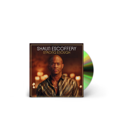 Shaun Escoffery: Strong Enough Signed CD