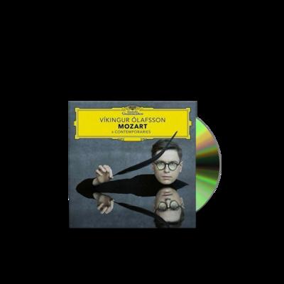 Vikingur Olafsson : Mozart & Contemporaries: CD