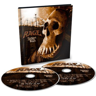 Rage: Seasons Of The Black Ltd Digibook + Signed Insert