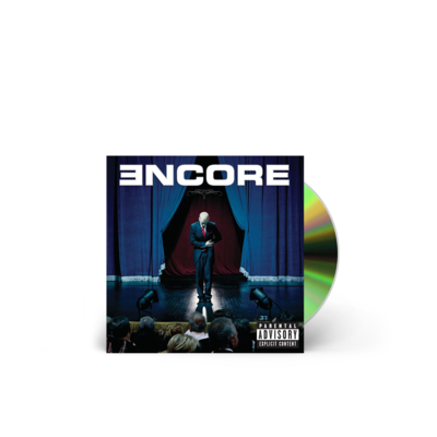 Eminem: Encore CD
