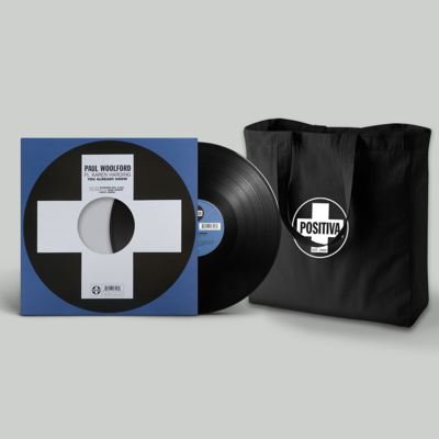 Positiva: Paul Woolford – You Already Know + Tote Bag