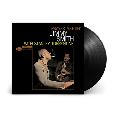 Jimmy Smith: Prayer Meetin' LP (Tone Poet Series)