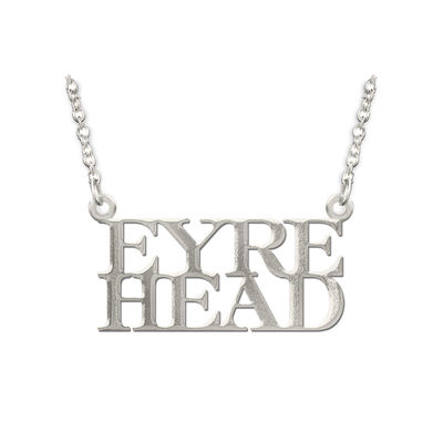 Ella Eyre: Eyre Head Necklace