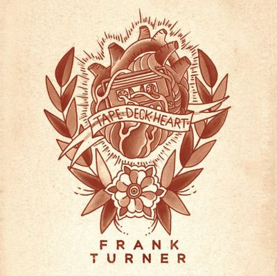 Frank Turner: Tape Deck Heart CD Album