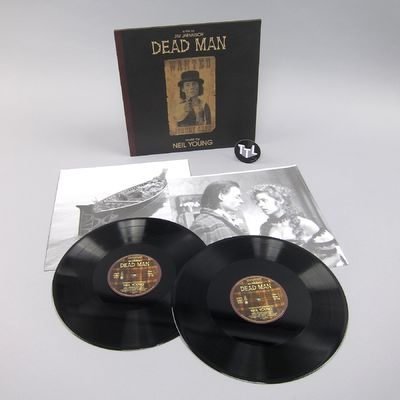 Neil Young: Dead Man: A Film By Jim Jarmusch (Music From And Inspired By The Motion Picture)