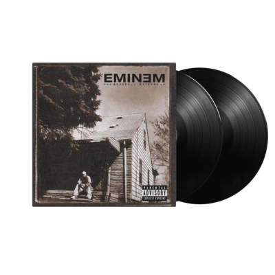 Eminem: The Marshall Mathers LP: Deluxe Double Vinyl
