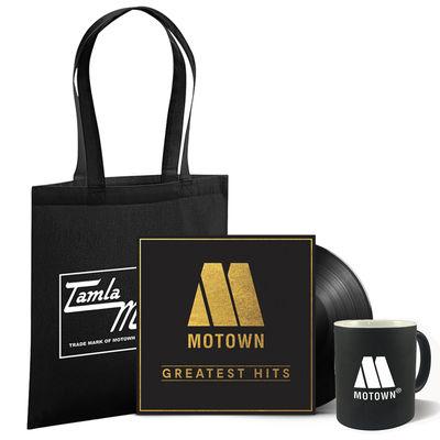 Various Artists: Tote, Mug & Motown Greatest Hits Vinyl