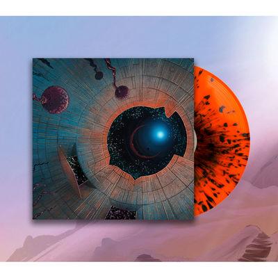 Slomatics: Canyons: Limited Edition Creator's Eye Splatter Vinyl