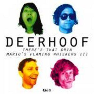 Deerhoof: Mario's Flaming Whiskers III / There's That Grin