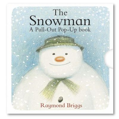 The Snowman: The Snowman Pull-Out Pop-Up Book (Hardback)