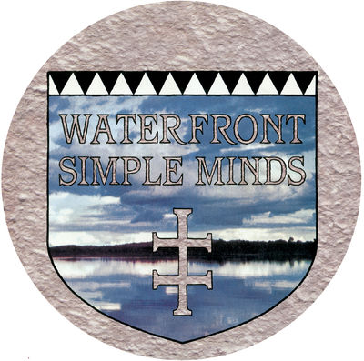 Simple Minds: Waterfront (Picture Disc)