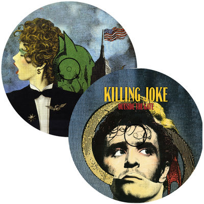 Killing Joke: Outside The Gate: Picture Disc