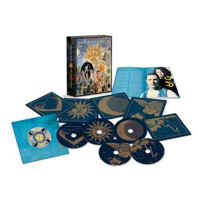 Tears For Fears: The Seeds Of Love: CD + Blu-Ray Box Set